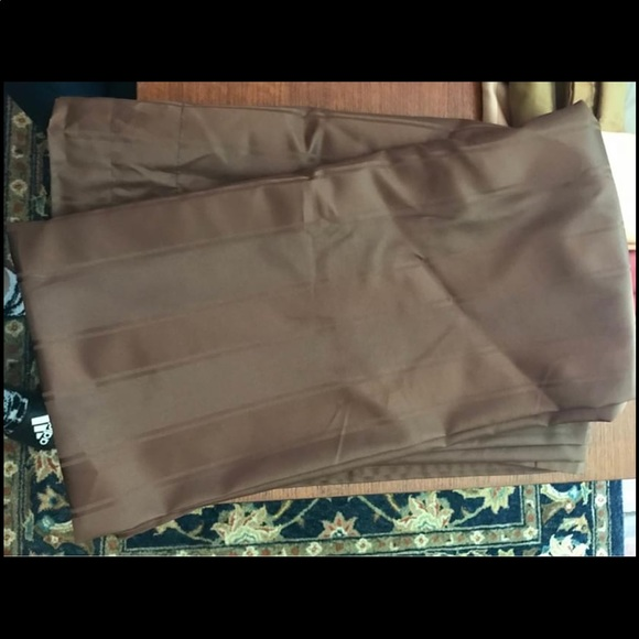 Other - Brown panel curtains